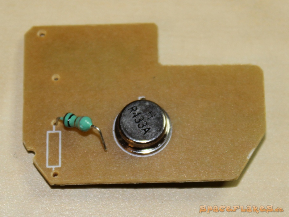 Lichtschalter mit Funk erweitern – Version 2   SpaceFlakes.de