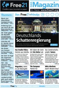 Free21.org - Ausgabe Juni 2015