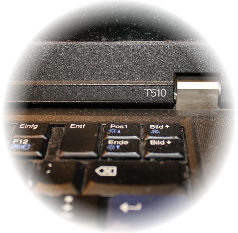 Lenovo Thinkpad T510 T410 Mute problem